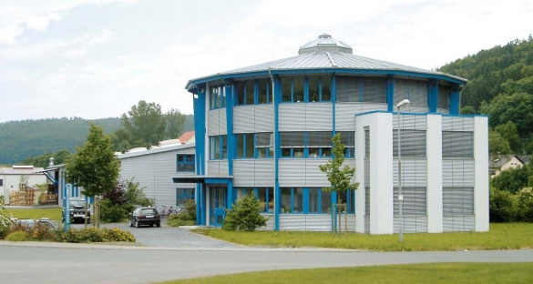 Bild Gebäude EAS Firma Grünsfeld